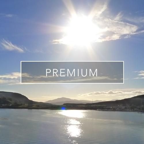 Premium Box Banner