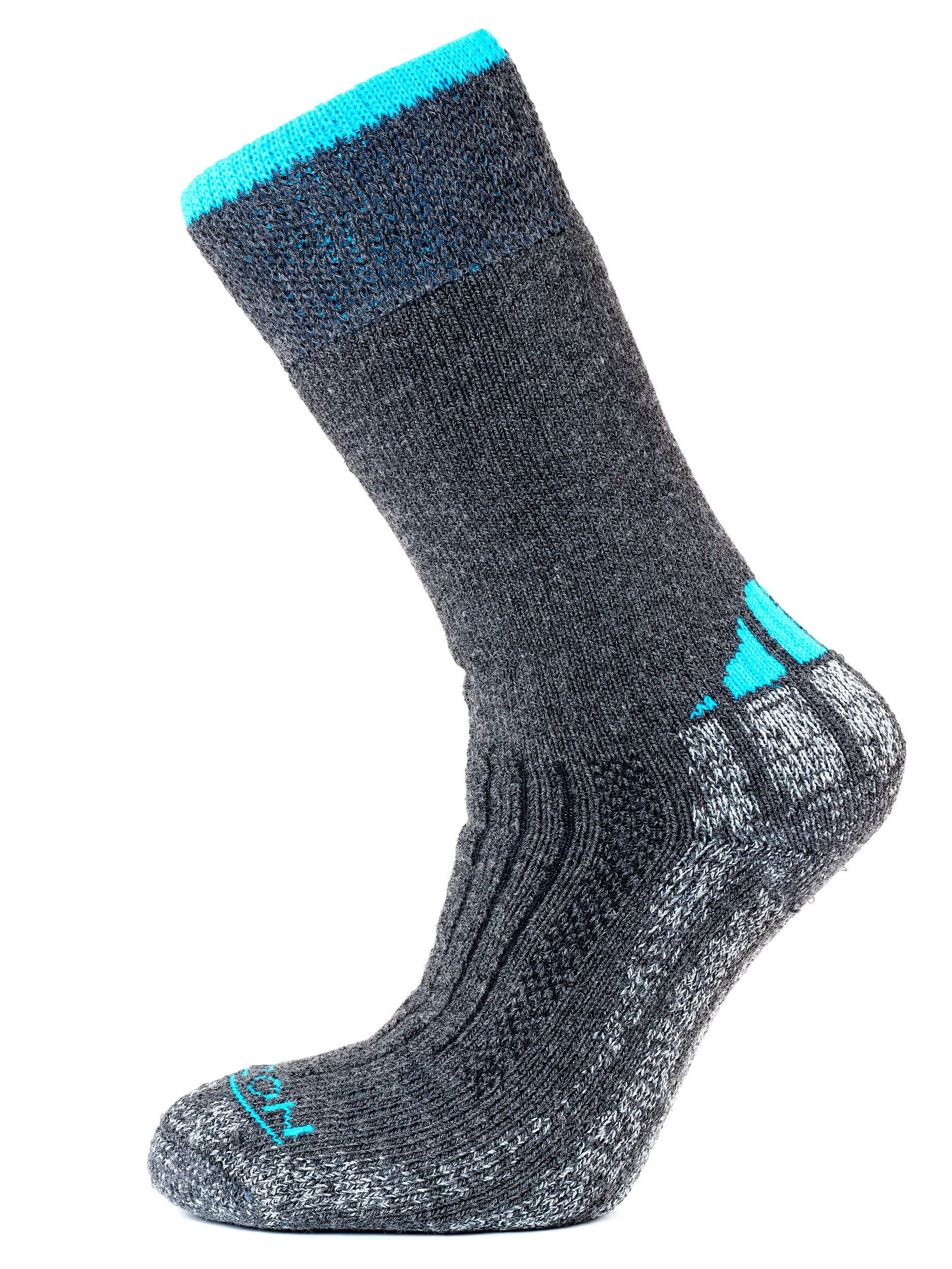 Expedition Charcoal/Turquoise