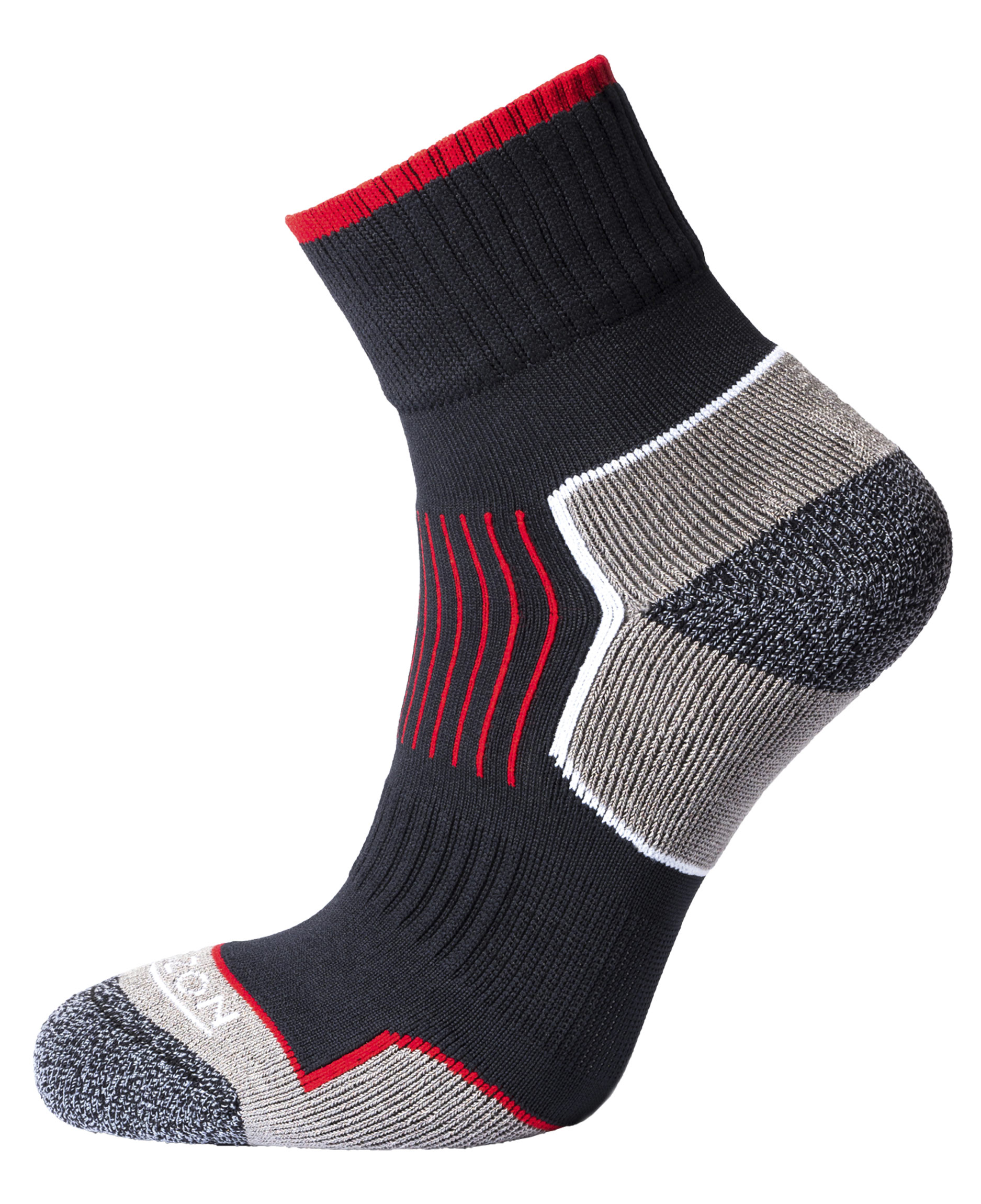 Atomic 29 Anthracite/Red