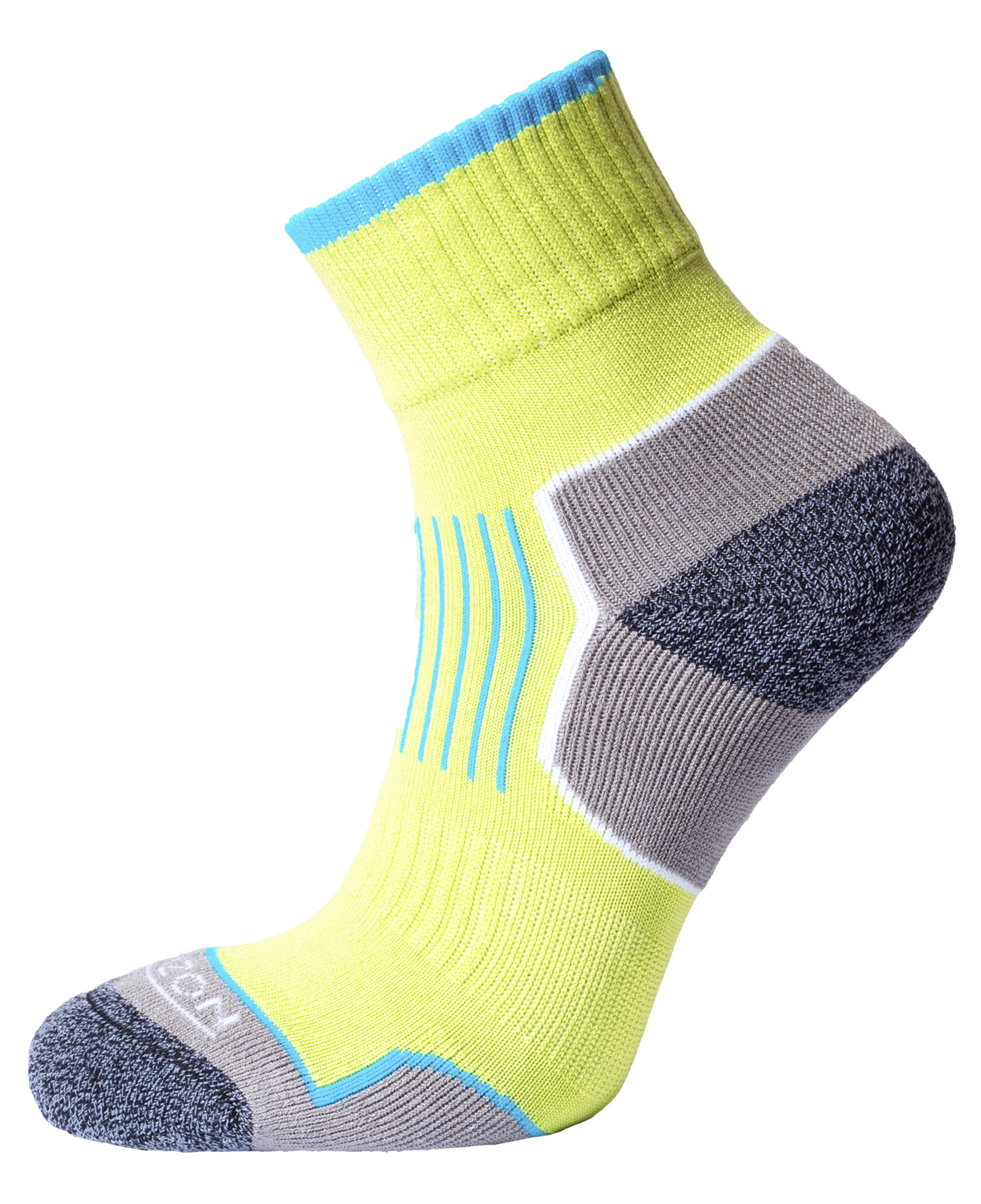 Performance Atomic 29 Sock Lime Turquoise