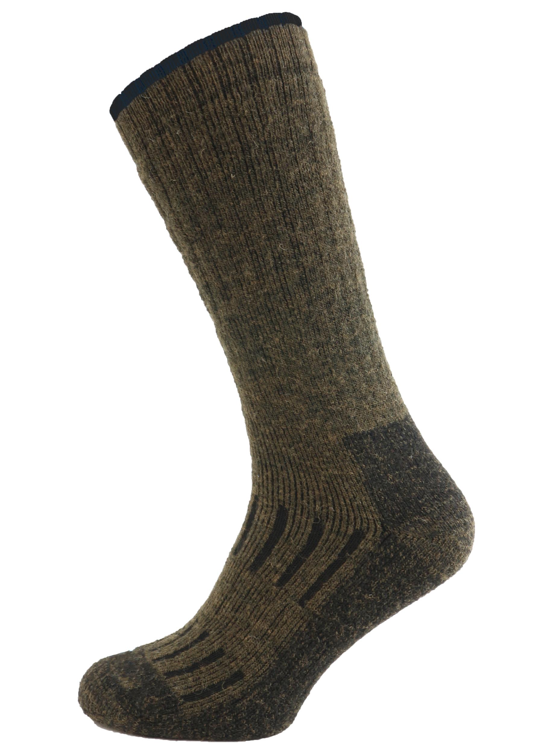Field Sport Gamekeeper Sock Olive Black