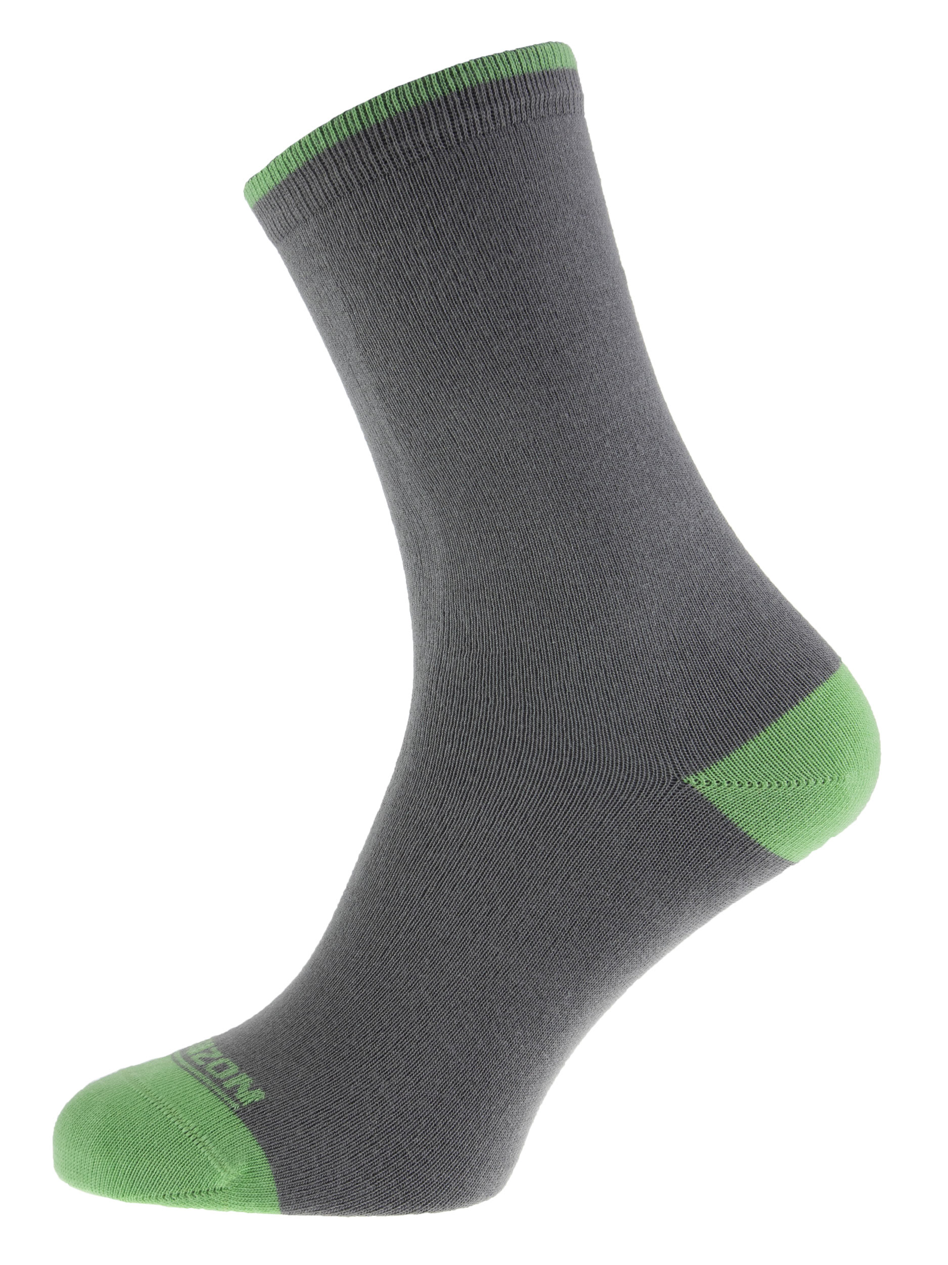 Lifestyle Women's Bamboo Plain Charcoal/Mint
