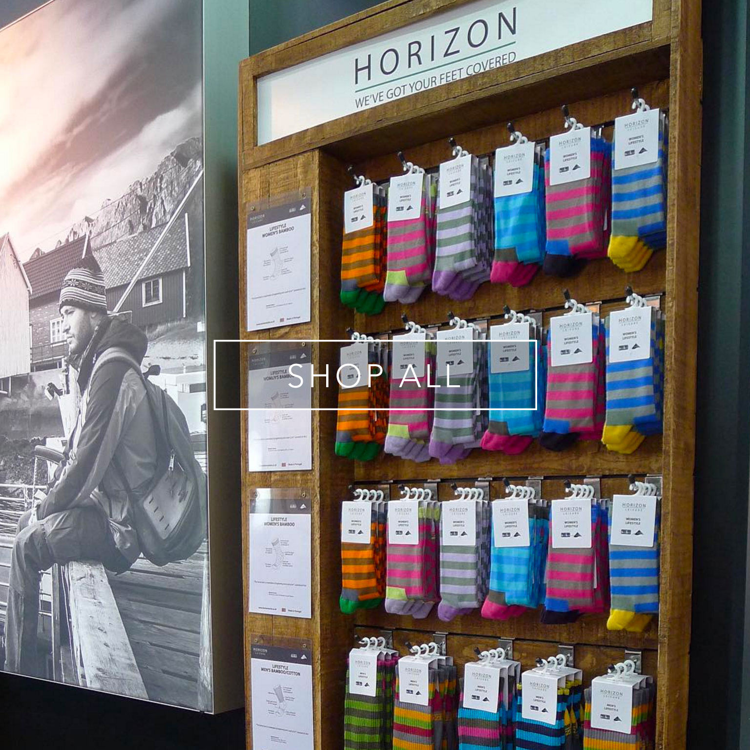 Shop All Horizon Socks